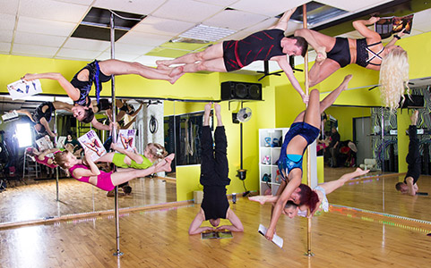 Pole Dance Academy Schüler