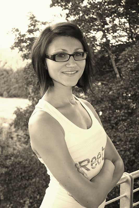 Katharina Werner - Trainerin Pole Dance Academy Passau