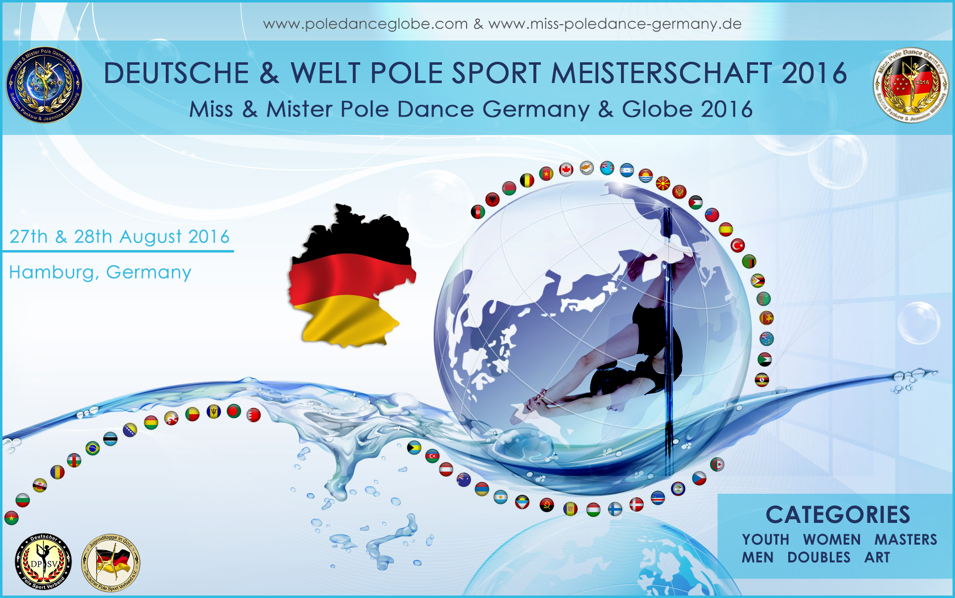 Deutsche Pole Sport Meisterschaft 2016