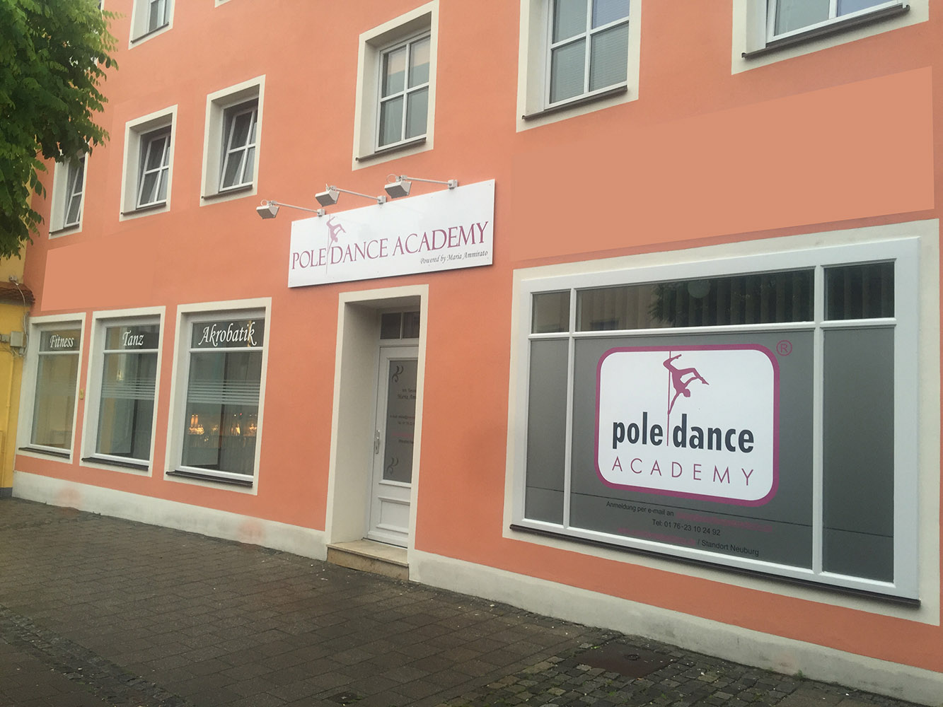 Pole Dance Aacdemy Neuburg Studio