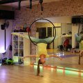 Aerial Hoop Training