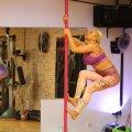 Chinese Pole Training