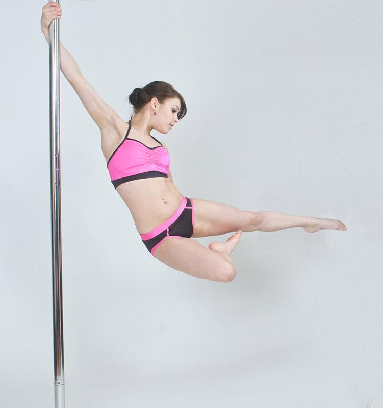 Flying Body Spiral Advanced Natalie Schönberger