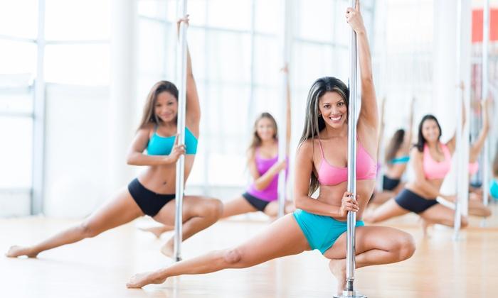 Pole Dance Choreografie Pole Dance Academy Nürnberg