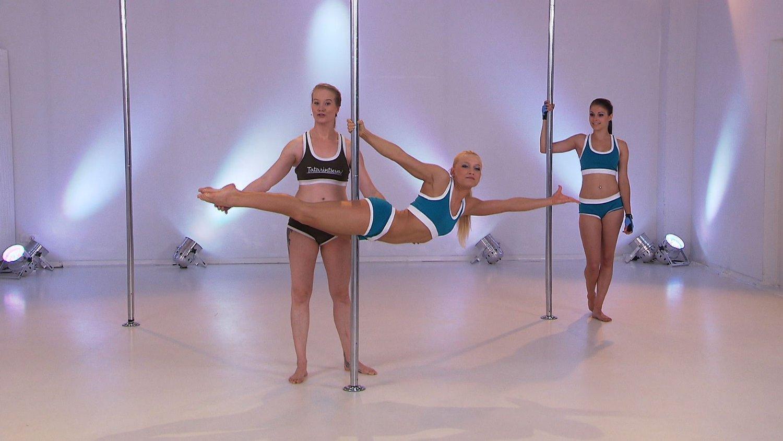 Pole Dance Training - Pole Dance Academy Nürnberg