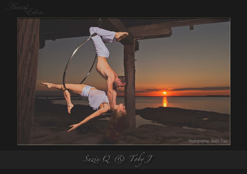 AERIAL EDEN 2014 Pole and Aerial Art Calendar