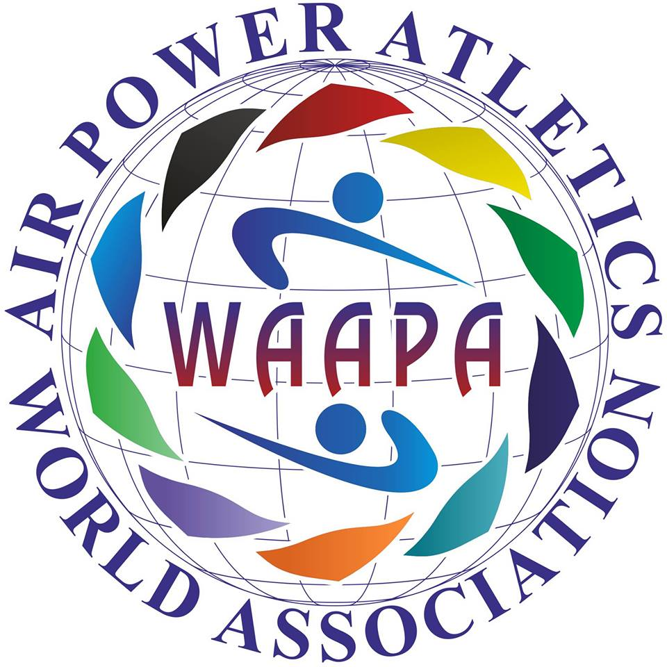 WAAPA Logo Welt Pole Sport Verband
